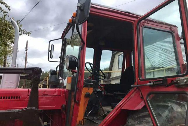 Продам Трактор мтз-82 с куном