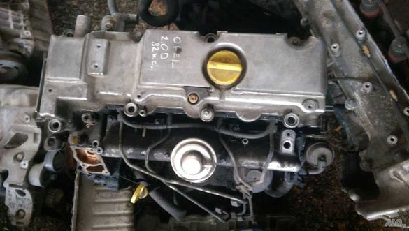 Двигател Opel astra 2.0 dtl 82 k.c