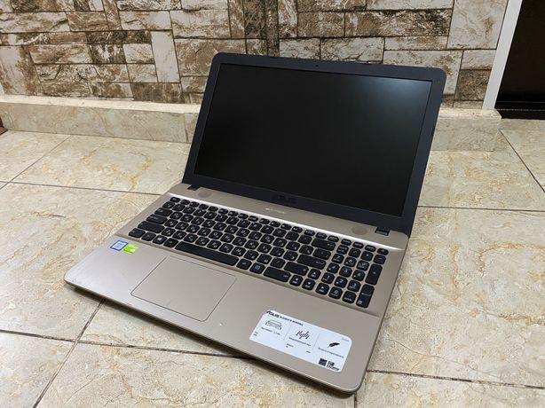 Asus хороший ноутбук для работы, Core i3-6th Gen, Geforce 920mx,