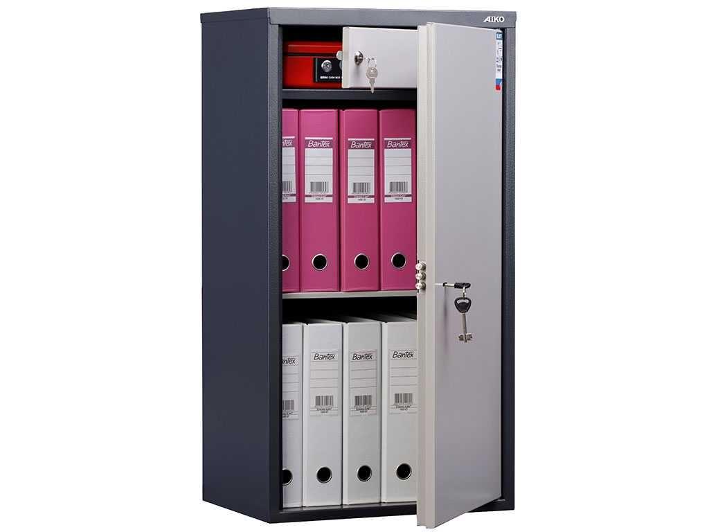 офисный шкаф сейф практик сл 87т