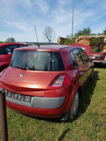 Dezmembrez Renault Megane 2 1.5 dci.