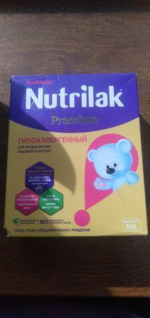 Обменяю детское питание