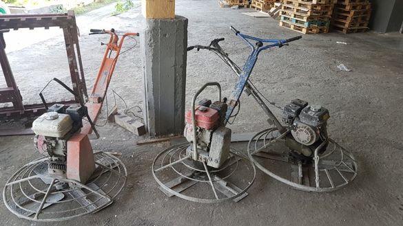 Хеликоптери/пердашки за бетон под наем в Бургас