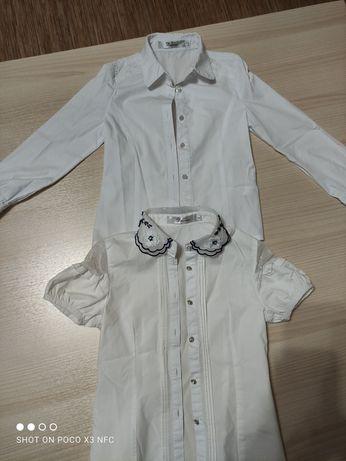 Блузки школьные для девочки