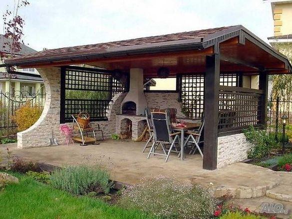 Изграждане на навеси,покриви,хидроизолации всичко за вашия дом