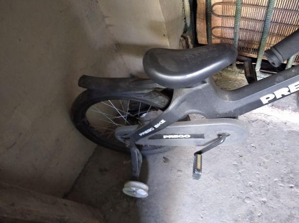 Велосипед прегоо