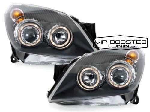 Calitate! Faruri Opel Astra H 04-09 pozitie angeleyes