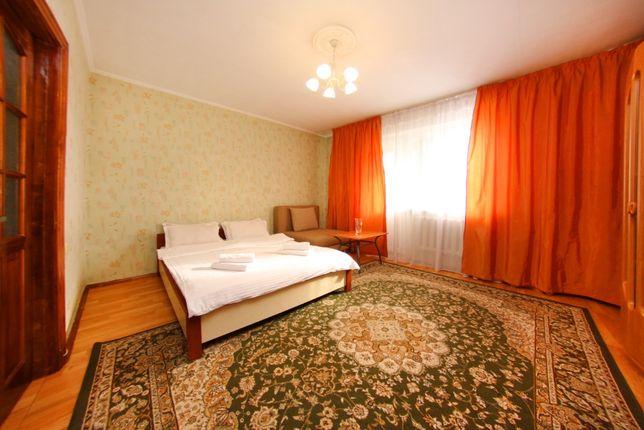 Уютная 1-комнатная квартира в Самал-2, Достык плаза, Консульство США
