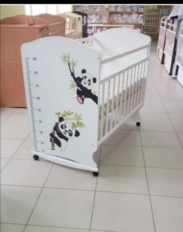 Детская кровать! Ортопедический матрас. Подарок бортики!
