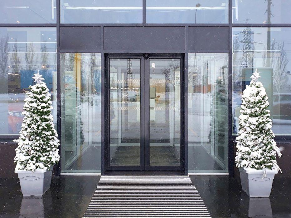 Автоматические двери DoorHan. Раздвижные.