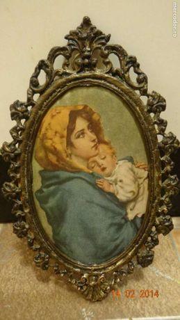 Icoana sfințită - Fecioara Maria