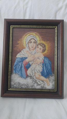 Гоблен ''Мадоната с младенеца''