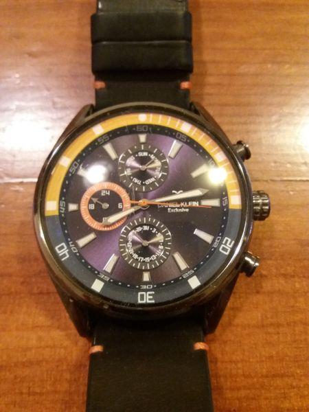Мъжки часовник Daniel Klein гр. Бургас - image 1