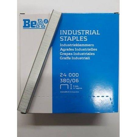 Кламери за пневматичен такер тапицерски BEA
