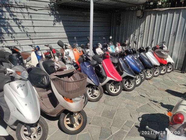 Скутер Мопед Мопеды из Японии ! Honda Suzuki