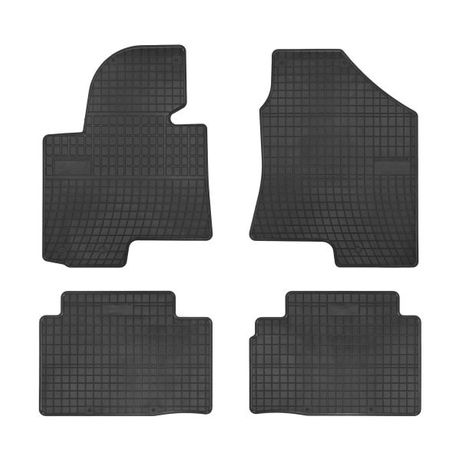 Kia Sportage (SL) / Гумени стелки за Киа Спортаж 09-15