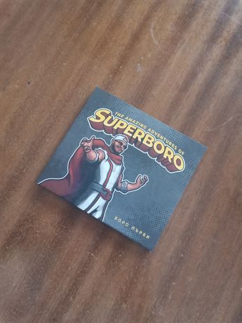 SUPERBORO албум на Боро Първи