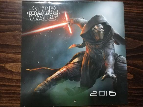 Колекционерски календар на Star Wars от 2016