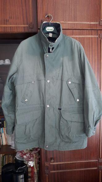 палто мъжко зелено
