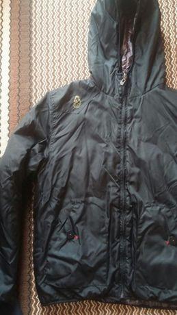 LUKE двулицево яке