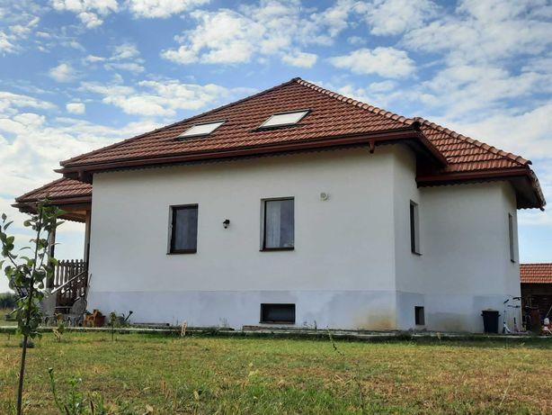Casa noua, sat intre paduri, teren 1200mp, Ilfov, Peris