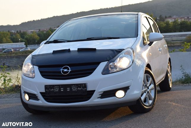 Opel Corsa 1.4i Automata OPC Line Sc. + Volan Incal. Privacy Glass imp Germania!
