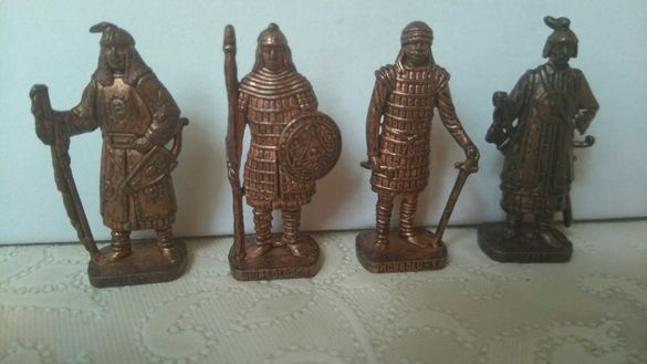 Метални фигури Киндер - изключително редки