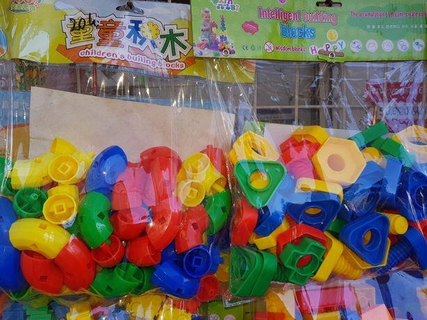 Puzzle plastic