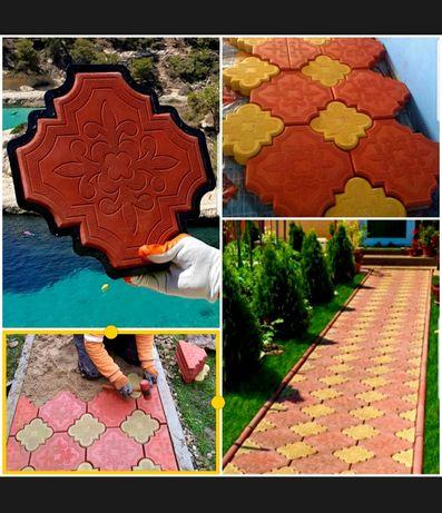 Promotie matrite pavaj forme dale materiale constructi pavele meserias