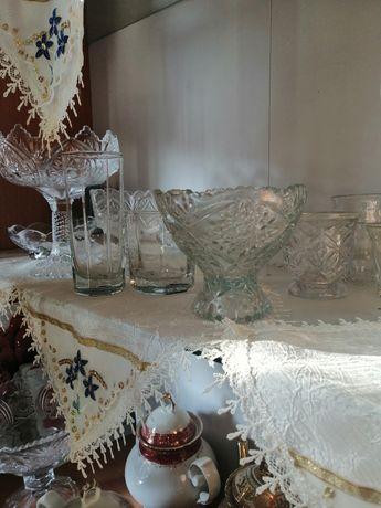 Стиклянная посуда