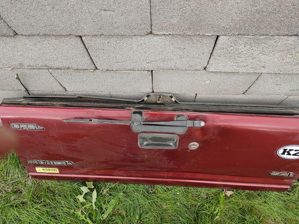 Крышка багажника на Опель фронтера