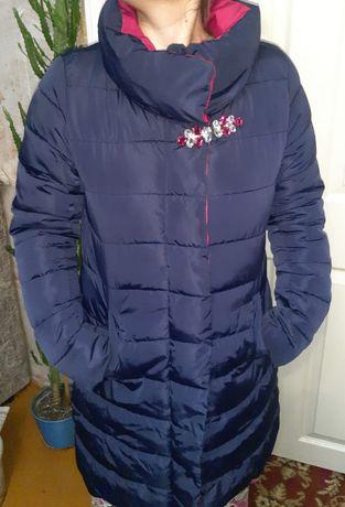 Куртки осень зима дублёнка