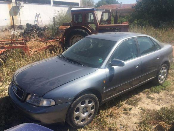 Audi a4 1.8t AEB Ауди а4 1.8т б5 АЕБ на части