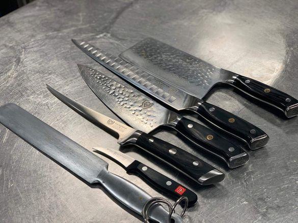 БЪЛГАРСКИ!! НОВ!! Професионален Масати / Масат за Заточване на ножове