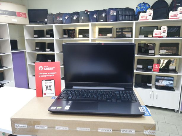 Новый Lenovo Gaming (Core i7-10750H, GTX 1650 4gb, 128 SSD + 1000 HDD)