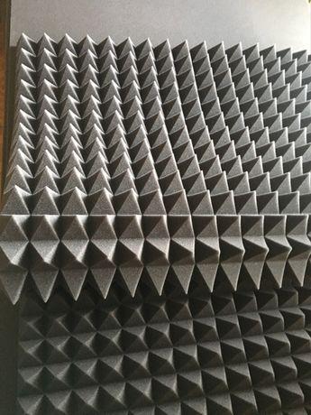 Акустический, студийный поролон 60 мм ( цена за 1 кв метр )