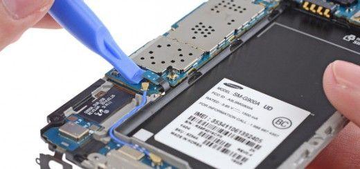 Repar inlocuiesc display placa baza telefon Samsung Galaxy Note 1/2/3