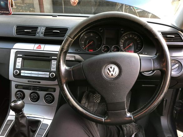 VW Passat Variant 2.0 TDI SPORT