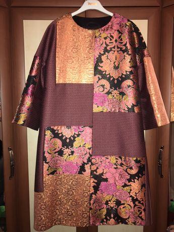 Легкое пальто IPEKYOL, комбинированное