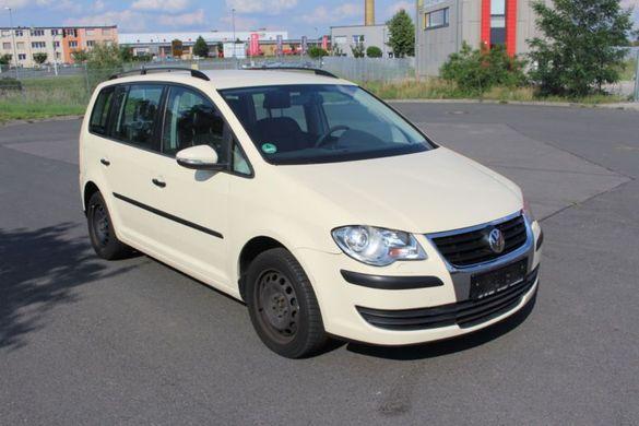 НА ЧАСТИ! Volkswagen Touran 2.0i Ecofuel, Фолксваген Туран 2.0 Екофуел