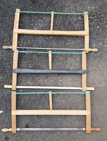 Продавам 3бр. Ръчно правена бичкия за рязане на дърва