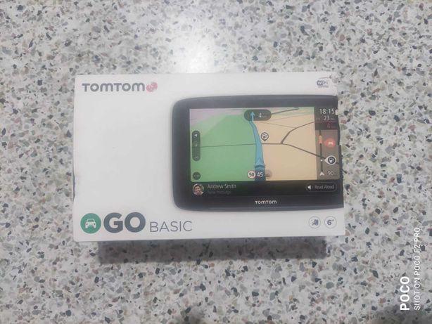 """GPS TomTom GoBasic 6"""""""