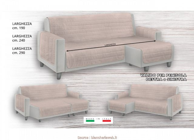 Cuvertura canapea cu peninsula