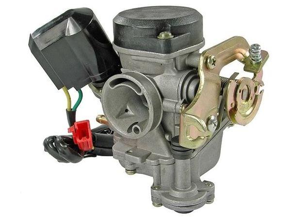 Carburator 4T Complet Scuter Kymco - Kimco 4T 49cc - 50cc - 80cc NOU