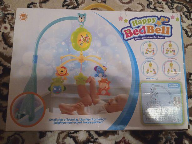 Продам детскую калыбельную игрушку.