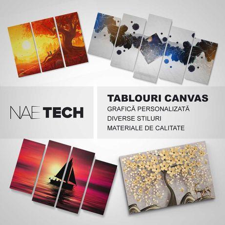Tablouri canvas personalizate | Naetech.eu