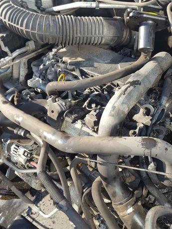 Motor renault master an 2012 euro 5