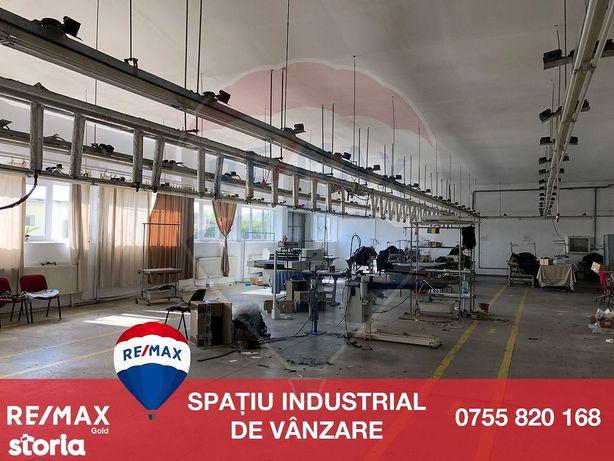 Spațiu industrial depozit/productie de 680mp de vânzare în Baia Mare