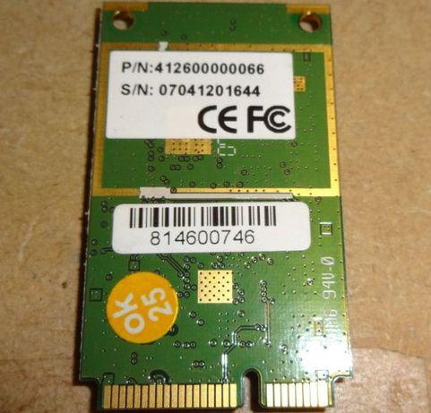 Mini PCI Express Wireless Evesham Voyager 8615 WiFi Card 412600000066