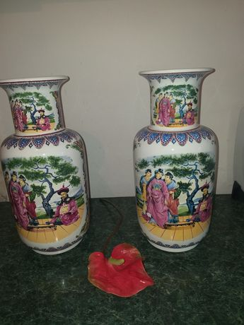 Set 2 vaze japoneze